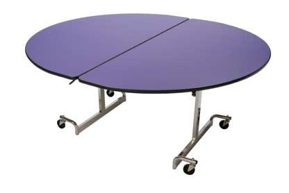of these tables are ideal for meetings where maximum seating capacity and