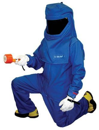 Arc Flash Protection Arc Flash Clothing - NFPA 70E 2009 and ASTM F1506 under OSHA 1910.