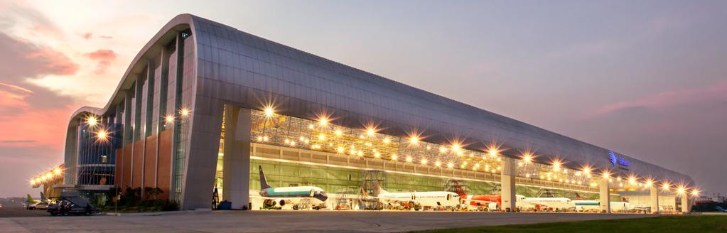 The IPO of Garuda Maintenance Facility AeroAsia Next Step - Strategic Investor Number of Shares 2,823,351,100 shares Garuda & GMF are exploring the possibility of investments from one or more