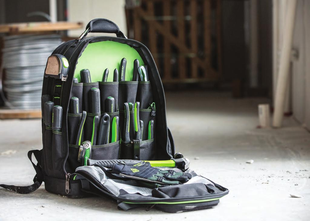 PROFESSIONAL TOOLS TO TAKE ON YOUR DAY * 20 *Select hand tools are covered under