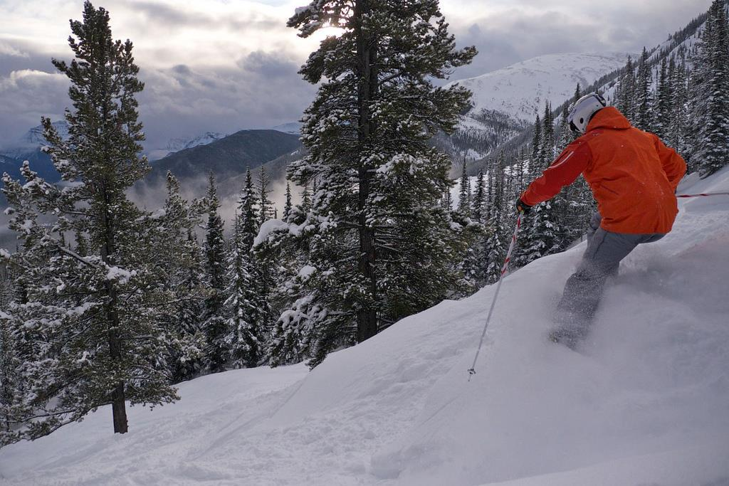 Erie Ski Club presents an ESCape to: Jasper/Marmot Basin, Alberta Canada March