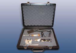 Var tool Kits VaR Tool Kit (110V) Cat. No. 8160718 VaR Tool Kit (220V) Cat. No. 8160719 The VaR Tool Kit is a plastic case with foam insert to hold a set of VaR welding tools.