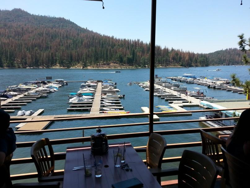back!. We are proudly considered the only lakefront resort in the Yosemite Area.