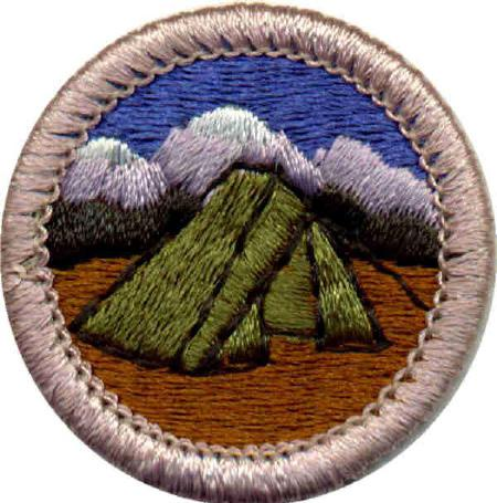 OUTDOOR SKILLS & EAGLEBOUND This area offers a number of the traditional Scouting merit badges such as Camping, Orienteering, Wilderness Survival,