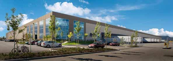 56 acres ADDITIONAL RENT Estimated at $2.96 per square foot for 207 Nelson Road ACCESSIBILITY Hopewell Distribution Centre is ideally located for cost-effective, timely and efficient transportation.