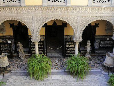 - Page 6 - G) Palacio de la Condesa De Lebrija (must see) Palacio de la Condesa De Lebrija (Palace of the Countess of Lebrija) is a historic palace in Seville and is recognized as one of the most