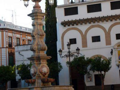 - Page 8 - L) Convento de la Encarnación Convent of the Incarnation is another major religious site of Seville. It is to be found on the same square as the Seville cathedral and its Giralda.