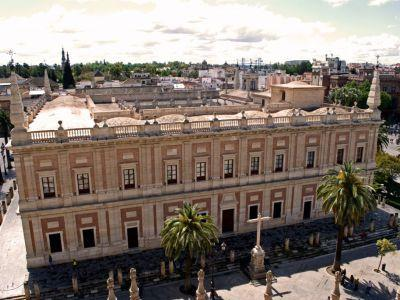 - Page 9 - O) Archive of the Indies (must see) The Archive of the Indies is a World Heritage Site located close to the Seville Cathedral.