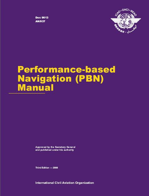 Background: PBN origin PBN Manual After the 11th Air navigation Conference