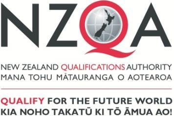 Qualification Title: New Zealand Diploma in Aviation (Level 6) (Aeroplane and Helicopter) (with strands in Airline Qualification number: 1707 Date of review: 20 March 2017 Final decision on