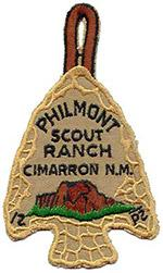 Though he never went on a trek, Skip Yowell s fondness for Philmont extended long after the donuts and
