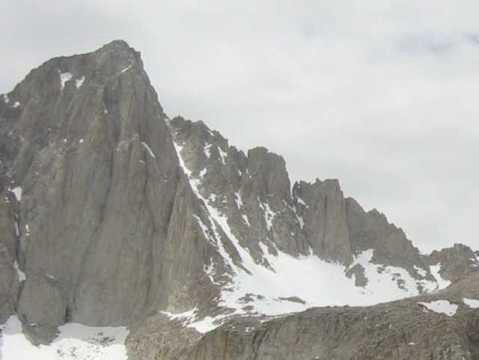 7. The Mountaineer s Route couloir does avalanche, and given the right conditions, it could be serious.