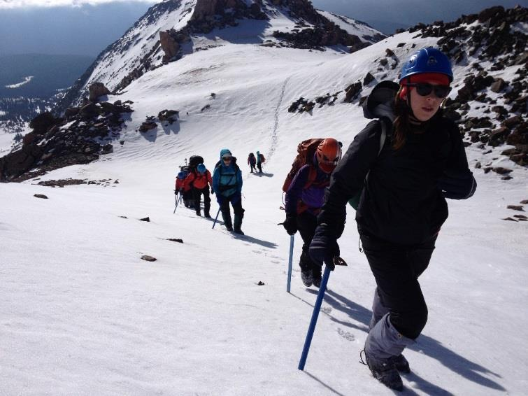Itinerary Overview Maroon Bells Mountaineering 22-days Course Description Welcome, you re in for an experience of a lifetime!