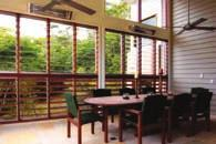 window (AWS 452 series) Louvres allow the