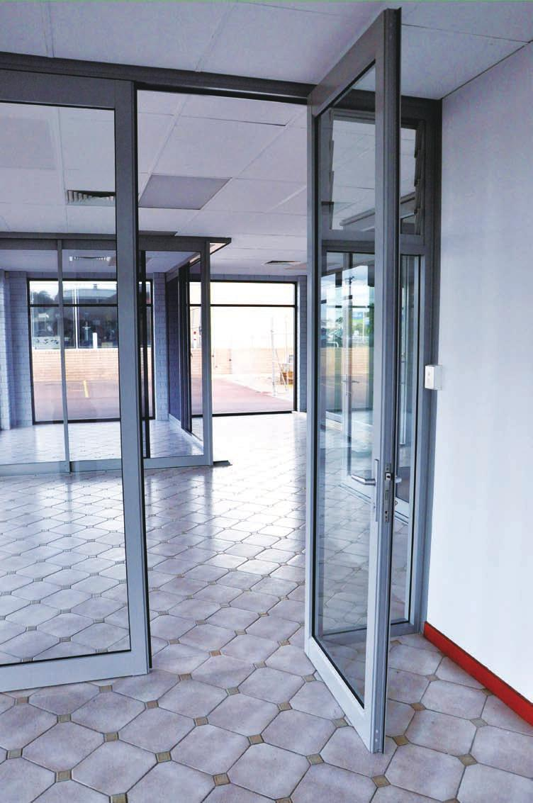 SLIDING DOORS Residential FRENCH DOORS Commercial 451 Series The Vantage