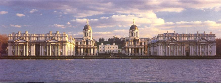 Day 2 Old Royal Naval College, Greenwich After breakfast in the hotel, you will visit the Old Royal Naval College, the centrepiece of Maritime Greenwich and designated as a world heritage site.
