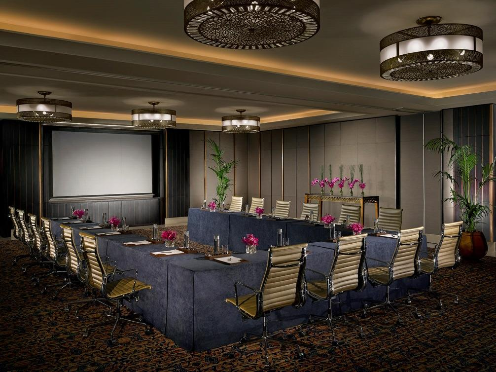 Meetings & Conventions Emerald Rooms Flexible meeting space that can be combined to 220sqm or two separate rooms