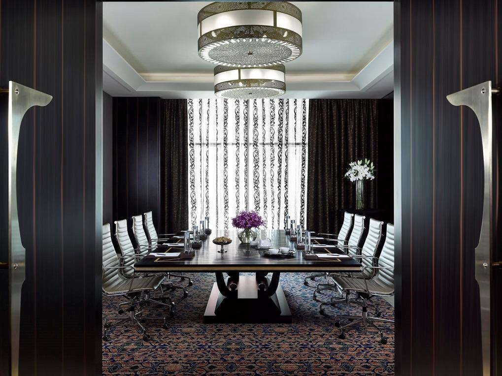 Meetings & Conventions Boardrooms Elegant and modern