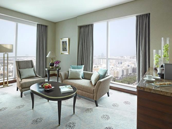 Accommodation Junior Suite 38 Junior Suite Rooms are located on14th to 29th floors.