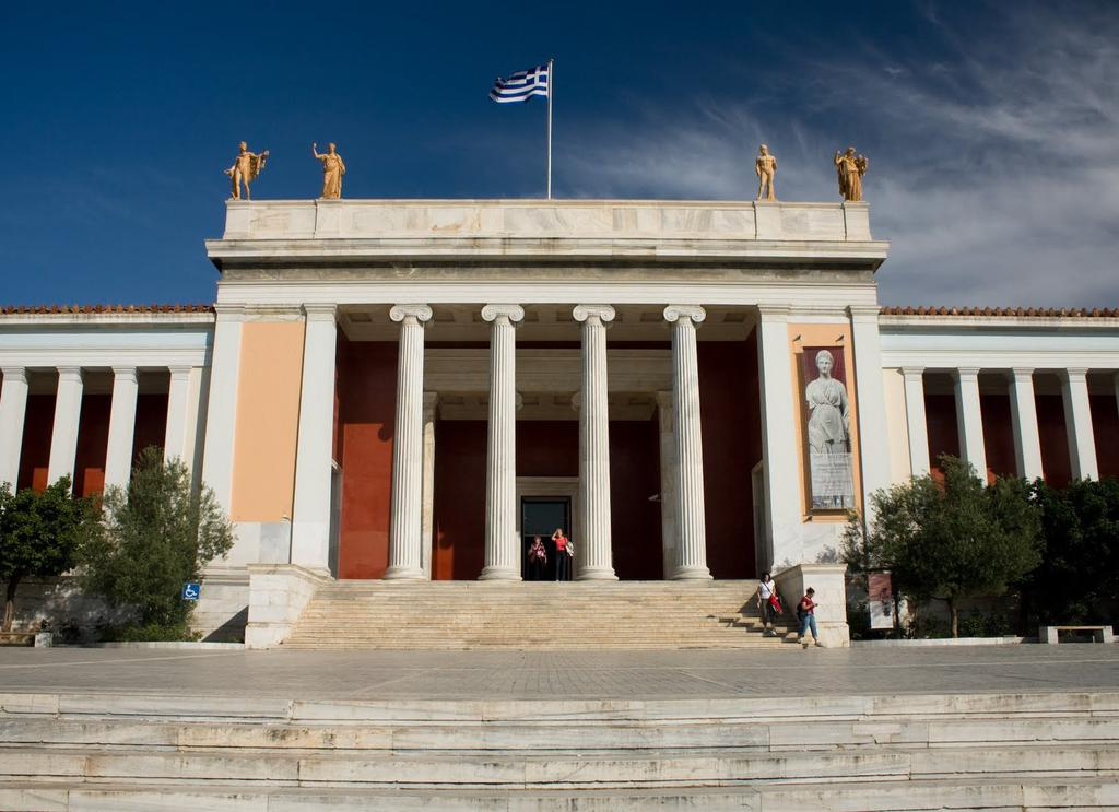 the Acropolis. The Acropolis Museum is an archaeological museum focused on the findings of the archaeological site of the Acropolis of Athens.