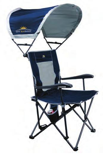3-POSITION QUAD - New! 3-POSITION QUAD WITH SUNSHADE - New! www.gcioutdoor.