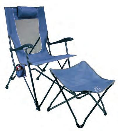OUTDOOR RECLINER OUTDOOR RECLINER with OTTOMAN - Direct Import Only www.gcioutdoor.