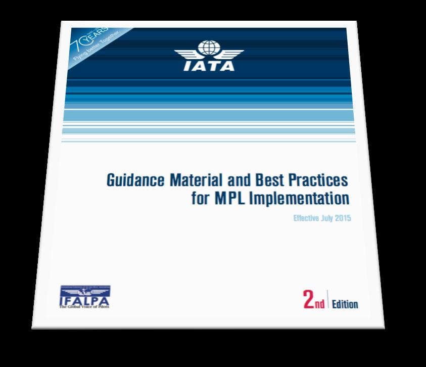 IATA & IFALPA - MPL Guidance Material and Best