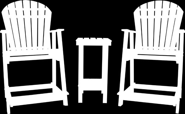 Chairs Brown and