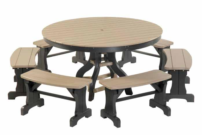 Black #903A 48 Table (Not