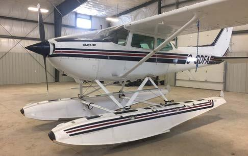 FEATURED LISTINGS FOR MARCH, 2018 1972 CESSNA 177B 3684.4TT, 78.5h on 3 blade Hartzell prop, 180hp Lycoming O-360-A1F6. 1684.8 Engine hours.