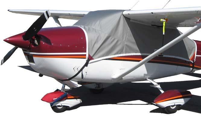 WHY YOU NEED COVERS Specializing In Fibreglass Aircraft