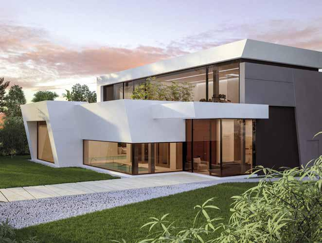 CONTEMPORARY DESIGN At La Finca de Marbella 2, we are expanding on the success of La Finca de Marbella with 35 freshly designed individual villas and the introduction of an exciting new cutting-edge