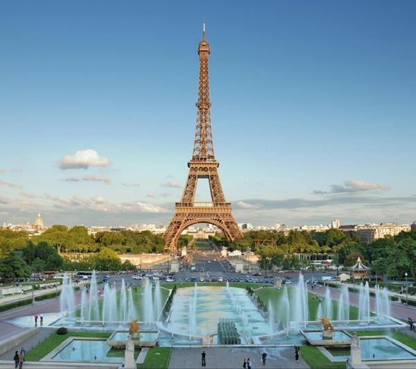 DAY 1: USA - FRANCE Fly overnight to Paris. DAY 2: PARIS Upon arrival, your French Forum Tour Manager will greet you at the airport and remain with you throughout your tour.