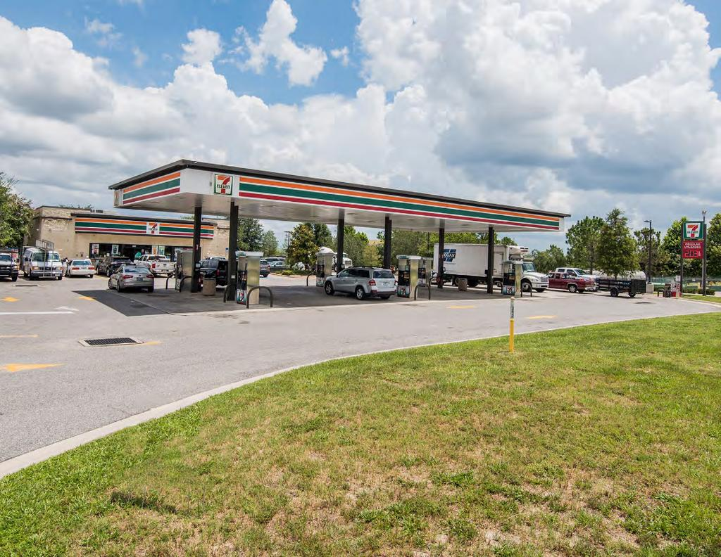 7-ELEVEN (Ground Lease) 7525 Osceola Polk Line Rd