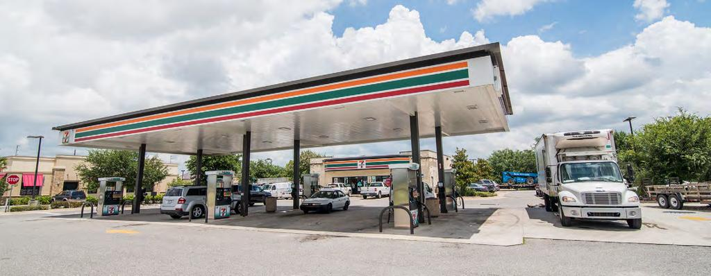 EXECUTIVE SUMMARY EXECUTIVE SUMMARY: The Boulder Group is pleased to exclusively market for sale a single tenant 7-Eleven ground lease in Davenport, Florida (just outside of Orlando MSA).