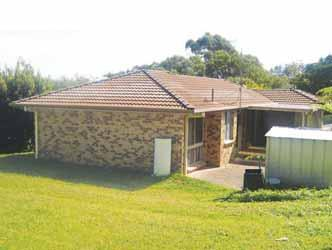 charming timber cottage near Brunswick Heads 3 double bedrooms, large