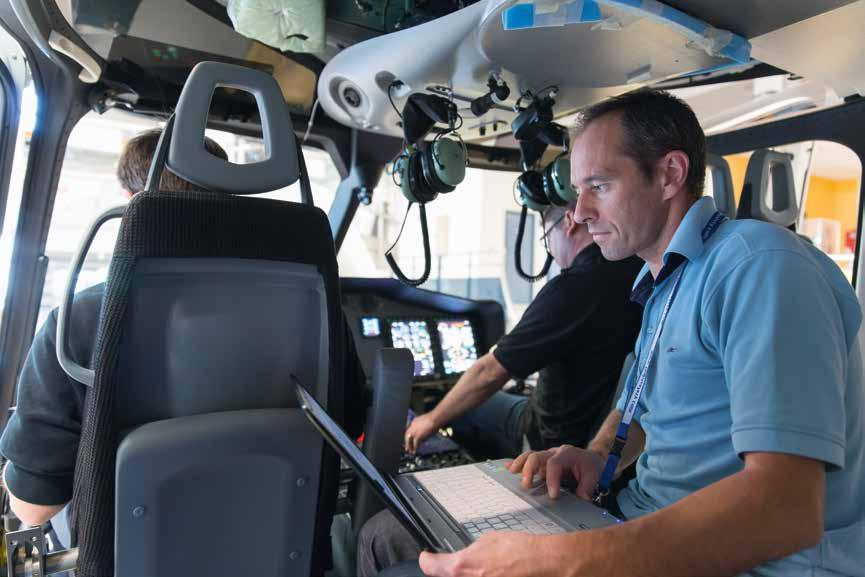 HCare Training & Flight Ops 7 Graduate Graduate line of services is aimed at acquiring in-depth technical knowledge on a specific Airbus Helicopters rotorcraft.