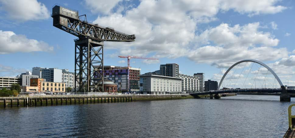 SECURE LONG TERM INVESTMENT IN GLASGOW / 10 HOTEL MARKET AND TOURISM IN GLASGOW Glasgow is one of Europe s most vibrant and diverse destinations, and is recognised as a