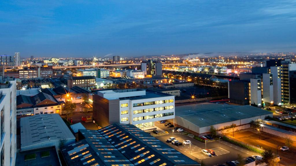SECURE LONG TERM INVESTMENT IN GLASGOW / 06 COMMUNICATIONS Braehead is located 4 miles west of Glasgow city centre