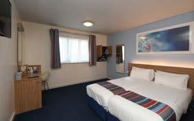 Travelodge is owned by Goldentree Asset Management, Avenue Capital and Goldman Sachs following a transfer of ownership in October 2012.