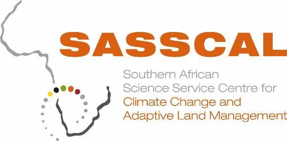2018 International SASSCAL Science Symposium 16 20 April 2018 Mulungushi International Conference Centre, Lusaka, Zambia INFORMATION