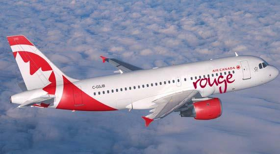 Canadian carriers launching Ultra / Low Cost subsidiaries Air