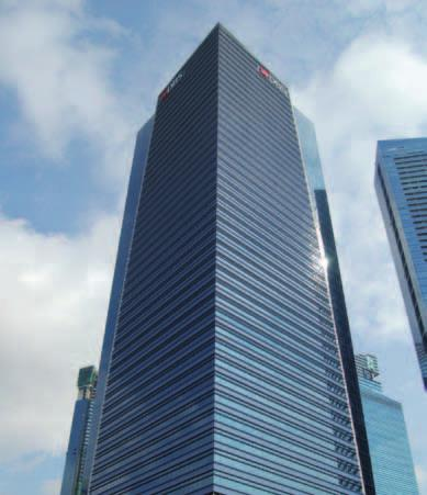 Demand for office space continued its modest growth Pre-leasing activity for Asia Square Tower 2 has been hitting the headlines recently with National Bank of Australia planning to relocate here from