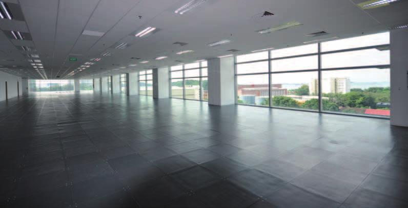 Edge of CBD / Decentralised Office Locations 8 Mapletree Business City 10 Pasir Panjang Road Business Park Space Shell House / UE