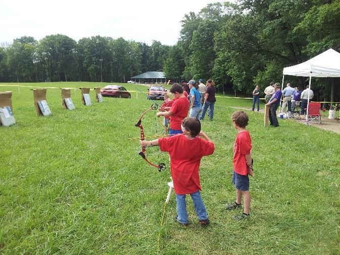 CUB SCOUT SHOOT-O-REE May 13 th, 10:00 AM 2:00 PM, at MVSR Cost is $15.00 per Scouting family (Includes lunch for entire family and patch for each Scout) Anything that Shoots!