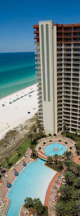 3. Develop and market Panama City Beach as a year-round destination. a. Expanded and targeted research-based marketing program. i.