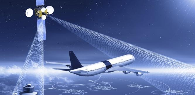 European communication context Satellite Communications - Has revolutionised ATM in oceanic / remote airspace leading
