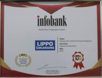 Directorship) Lippo received Certificate of Appreciation as a donor institution and