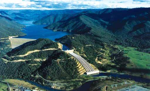 and Dams Energy (generation and distribution) Oil and Gas