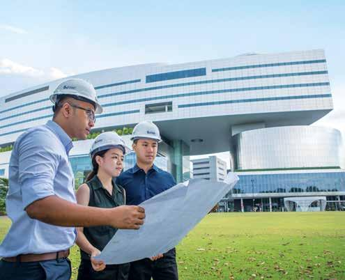 Centre, Singapore Development Management Program Management Social